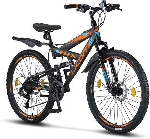 Bicicleta en especial